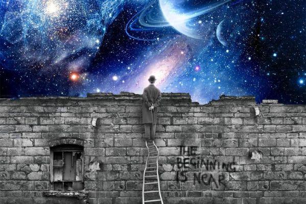 begin universe