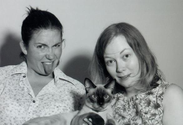 Tracy, Bibi and Katy