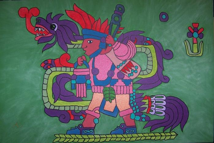 quetzalcoatl-279886_1920