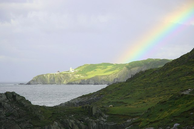Bull_Point_and_rainbow_-_geograph.org.uk_-_880173