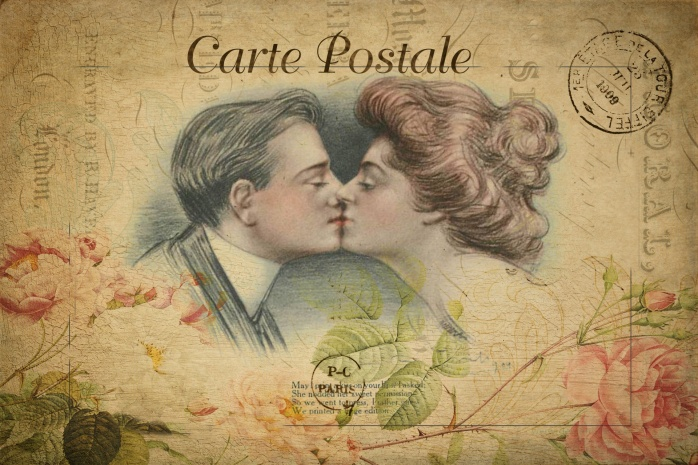 romantic-couple-vintage-postcard